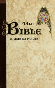 Cover of: The Bible in story and pictures
