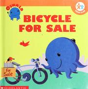 Cover of: Bicycle for Sale