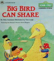 Cover of: Big Bird can share