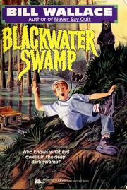 Cover of: Blackwater Swamp