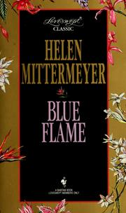 Cover of: Blue flame