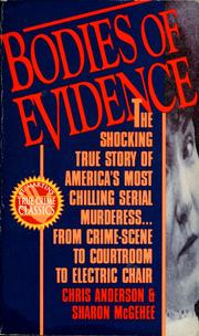 Cover of: Bodies of evidence: the true story of Judias Buenoano : Florida's serial murderess