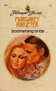 Cover of: Boomerang bride