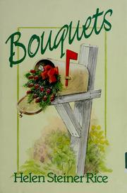 Cover of: Bouquets
