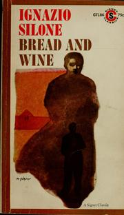 Cover of: Bread and wine