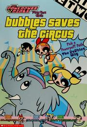 Cover of: Bubbles saves the circus