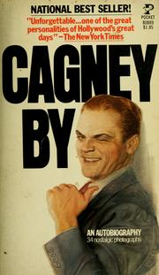 Cover of: Cagney by Cagney