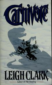 Cover of: Carnivore