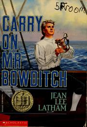 Cover of: Carry on, Mr. Bowditch