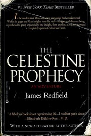 Cover of: The celestine prophecy: an adventure