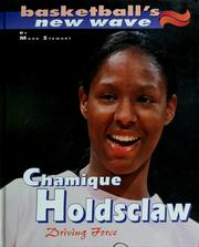 Cover of: Chamique Holdsclaw: driving force