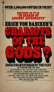Cover of: Chariots of the gods?: Unsolved mysteries of the past