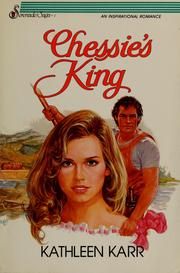 Cover of: Chessie's king