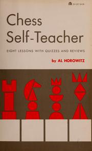 Cover of: Chess self-teacher