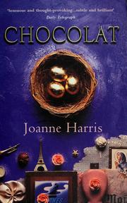 Cover of: Chocolat