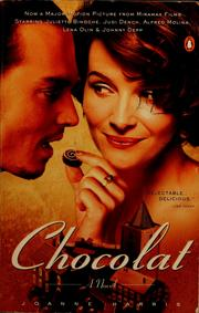 Cover of: Chocolat: a novel