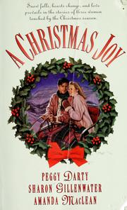 Cover of: A Christmas joy
