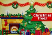 Cover of: Christmas trees