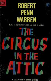Cover of: The circus in the attic: and other stories
