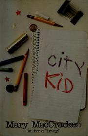 Cover of: City kid