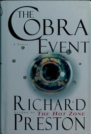 Cover of: The cobra event: a novel