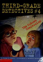 Cover of: The cobweb confession
