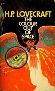 Cover of: The colour out of space: and others