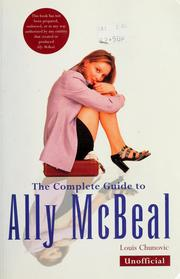Cover of: The complete guide to Ally McBeal
