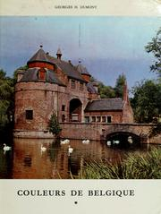 Cover of: Couleurs de Belgique =: Belgium in color