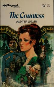Cover of: The countess