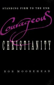 Cover of: Courageous Christianity