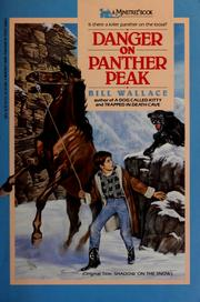Cover of: Danger on Panther Peak