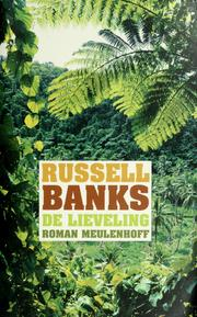 Cover of: De lieveling: roman