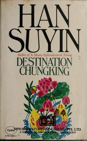 Cover of: Destination Chungking