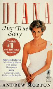 Cover of: Diana: her true story