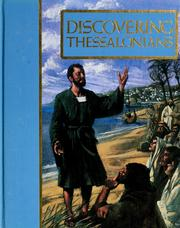 Cover of: Discovering Thessalonians