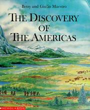 Cover of: The discovery of the Americas