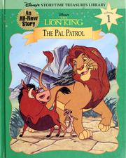 Cover of: Disney's the Lion King.
