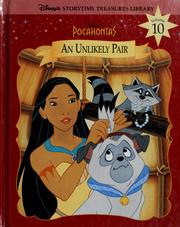 Cover of: Disney's Pocahontas, An unlikely pair