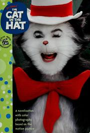 Cover of: Dr. Seuss' The cat in the hat