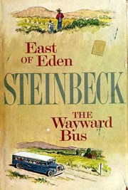 Cover of: East of Eden, and, The Wayward bus