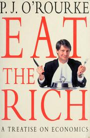 Cover of: Eat the rich