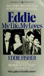 Cover of: Eddie: my life, my loves