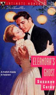 Cover of: Eleanora's ghost