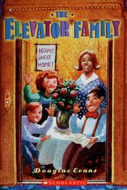 Cover of: The elevator family