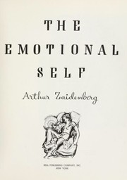 Cover of: The emotional self
