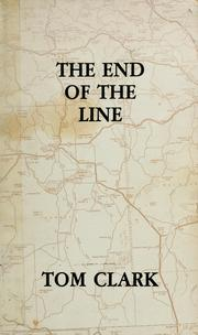 Cover of: The end of the line