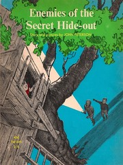 Cover of: Enemies of the secret hide-out.