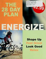 Cover of: Energize