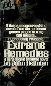 Cover of: Extreme remedies